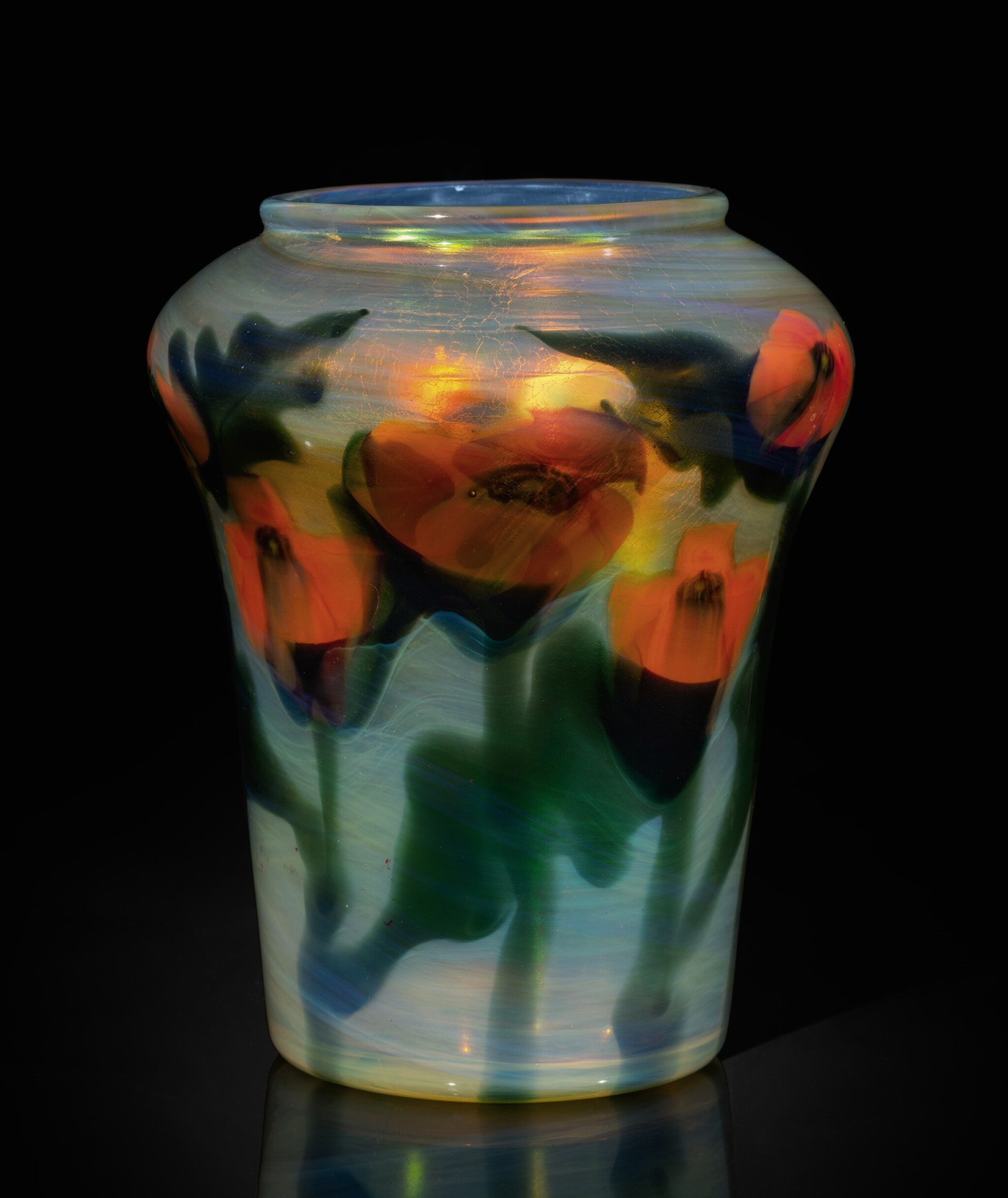 """View full screen - View 1 of Lot 427. TIFFANY STUDIOS 