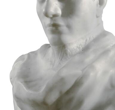 View 4. Thumbnail of Lot 1016. Auguste Rodin 奧古斯特・羅丹 | Napoléon Enveloppé dans Son Réve 逐夢的拿破崙.