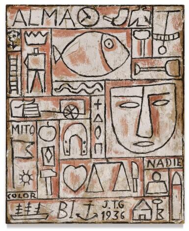 View 1. Thumbnail of Lot 10. Grafismo.
