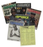 A COMPLETE RUN OF SOURCE MAGAZINE.