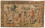 A Flemish Classical Tapestry, Oudenaarde, second half 16th century