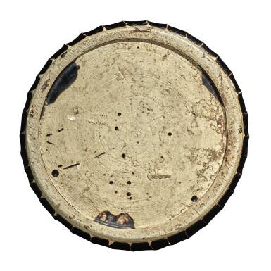 View 6. Thumbnail of Lot 128. A black-glazed 'ribbed' 'tulu' vase, Northern Song / Jin dynasty | 北宋 / 金 黑釉棱線紋小口瓶.