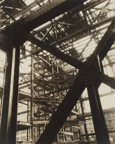 View 1. Thumbnail of Lot 60. Foundations of Rockefeller Center, New York.