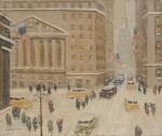 GUY CARLETON WIGGINS | THE NEW YORK STOCK EXCHANGE