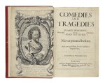 BEAUMONT, FRANCIS, & JOHN FLETCHER | Comedies and Tragedies Never Printed Before. London: Printed for Humphrey Robinson and Humphrey Moseley, 1647