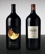 2 Imperials | 1 Imperial x 6L Ornellaia 2017 'Solare' by Tomás Saraceno; 1 Imperial x 6L Ornellaia 2007 'L'Armonia'
