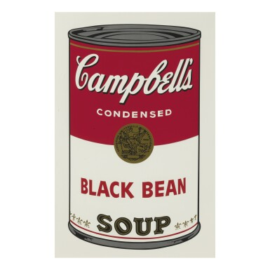 View 2. Thumbnail of Lot 19. ANDY WARHOL | CAMPBELL'S SOUP I (F. & S. II.44-53).