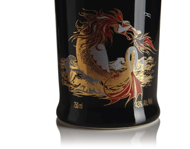 BOWMORE CERAMIC DRAGON 30 YEAR OLD 43.0 ABV NV