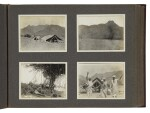 [AFRICA — TRAVEL & SPORTING PHOTOGRAPHY] — W.C. COCKBURN | Big Game Hunting in East Africa. Ca. 1906-1908 — A Sporting Tour Through Sudan and Southern Africa. Ca. 1912