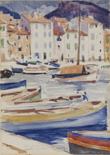 View 1. Thumbnail of Lot 6. The Harbour Cassis.