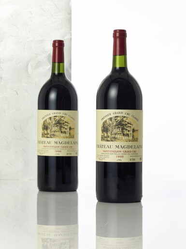 View 1. Thumbnail of Lot 5701. Château Magdelaine 1998 (5 MAG).