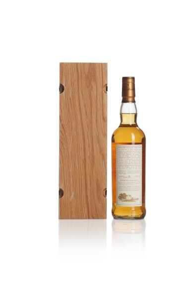 View 2. Thumbnail of Lot 2. The Macallan Fine & Rare 23 Year Old 46.7 abv 1988.