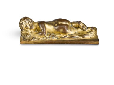 View 3. Thumbnail of Lot 791. A Sleeping Child.