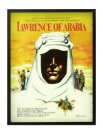 Lawrence of Arabia (1962) special double-sided Roadshow display, US