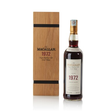 View 1. Thumbnail of Lot 11. The Macallan Fine & Rare 29 Year Old 58.4 abv 1972 .