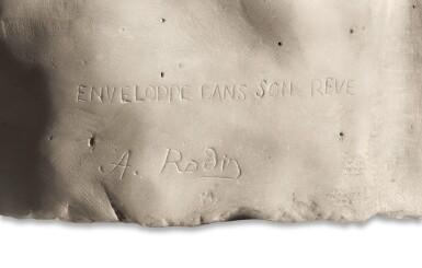 View 13. Thumbnail of Lot 1016. Auguste Rodin 奧古斯特・羅丹 | Napoléon Enveloppé dans Son Réve 逐夢的拿破崙.