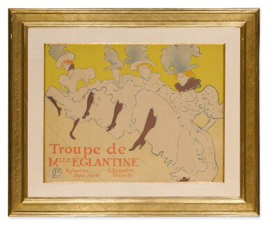 View 2. Thumbnail of Lot 3. LA TROUPE DE MADEMOISELLE ÉGLANTINE (D. 361; ADR. 165; W. P21).