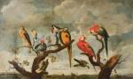 STUDIO OF PAUL DE VOS | Concert of Birds