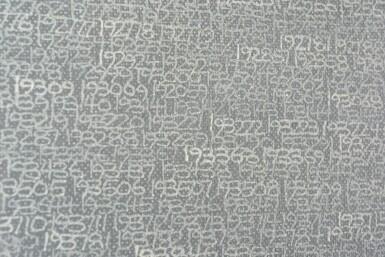 View 7. Thumbnail of Lot 9. OPALKA 1965/1 - ∞ Détail 185086 – 218302.