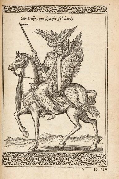 Nicolay | Les navigations peregrinations et voyages, faicts en la Turquie, (1577)