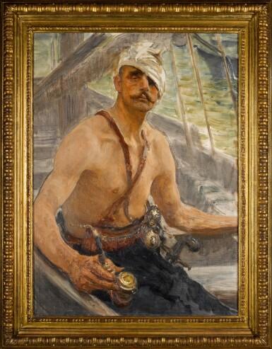 View 2. Thumbnail of Lot 25. Black Sea Cossack.
