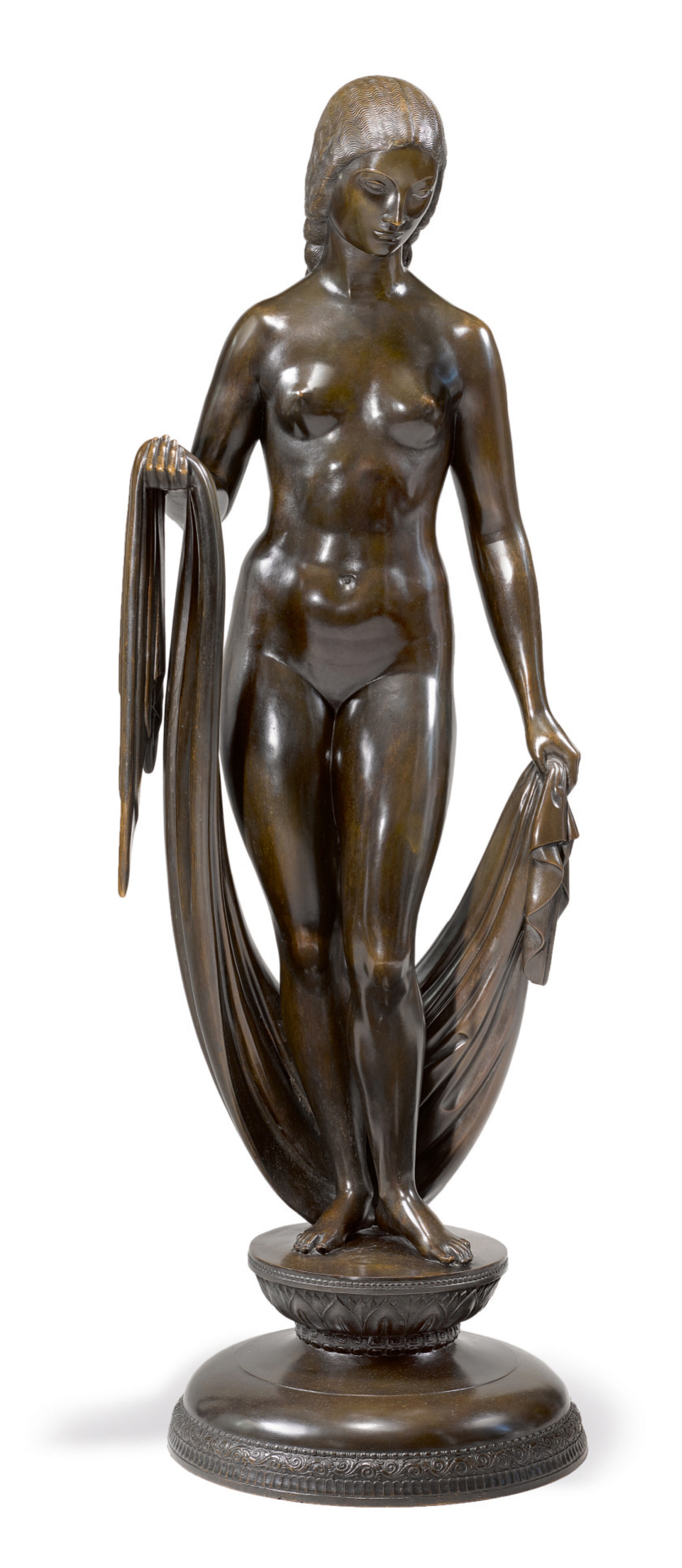 View full screen - View 1 of Lot 31. PAUL MANSHIP | BRISEIS.