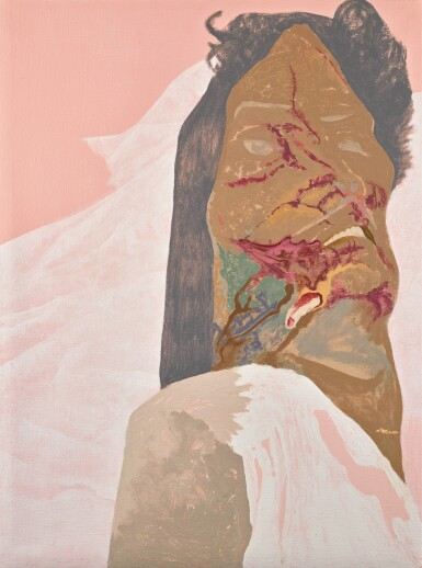 View 1. Thumbnail of Lot 29. GIEVE PATEL | Crushed Head.