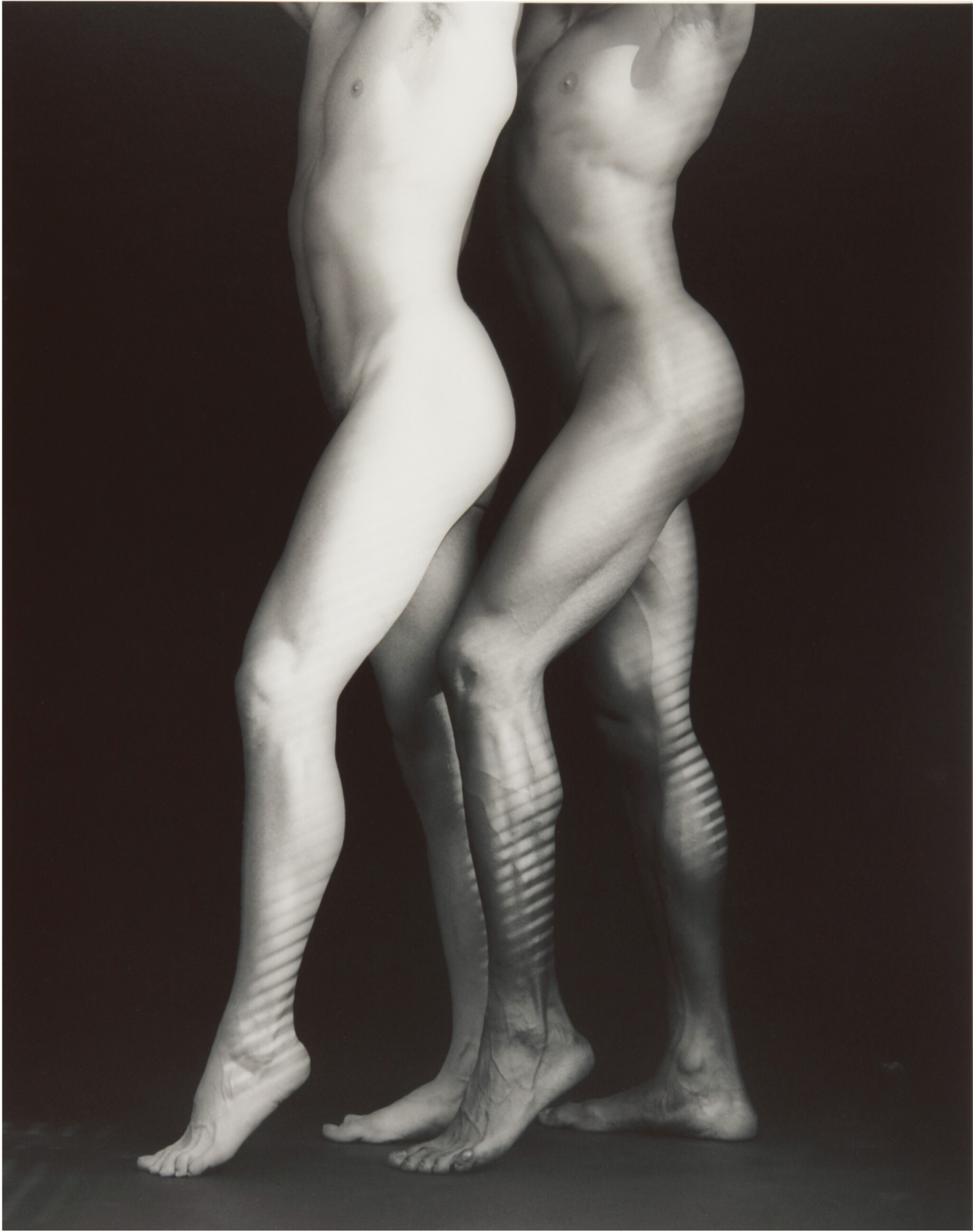 View full screen - View 1 of Lot 14. ROBERT MAPPLETHORPE | KEN AND TYLER.