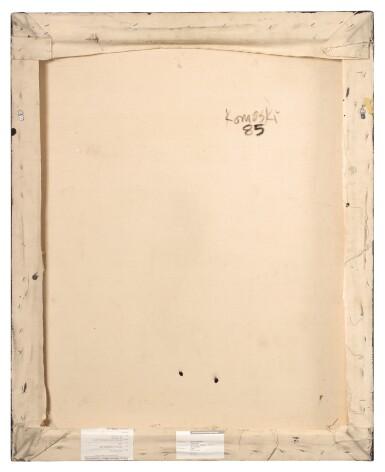 BILL KOMOSKI | MIRRORS, ELLIPSES, INK