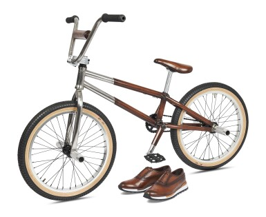 Berluti | BMX and Fast Track Shoes (BMX et Fast Track Chaussure) [2 Items / Articles]