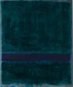 MARK ROTHKO | GREEN, BLUE, GREEN