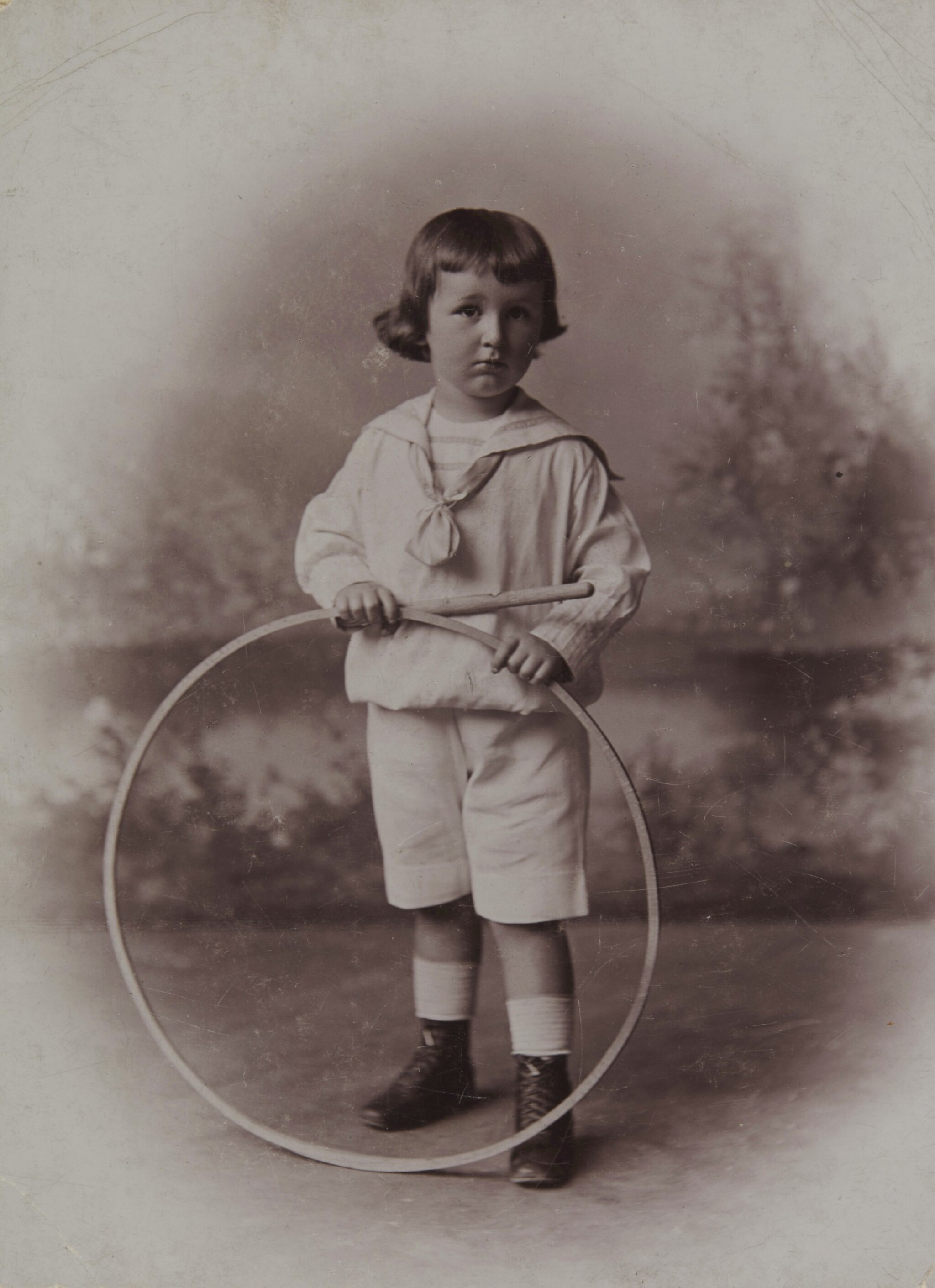 COLLECTION OF PHOTOGRAPHIC PORTRAITS OF HAYEK, FROM CHILDHOOD TO OLD AGE
