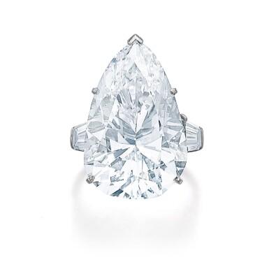 View 1. Thumbnail of Lot 202. HARRY WINSTON [海瑞溫斯頓] | IMPORTANT DIAMOND RING, CIRCA 1970 [重要鑽石戒指,約1970年].