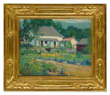 FRANK SWIFT CHASE | COUNTRY HOME