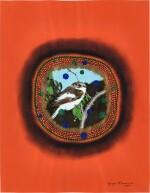 Yayoi Kusama 草間彌生 | Bird 鳥