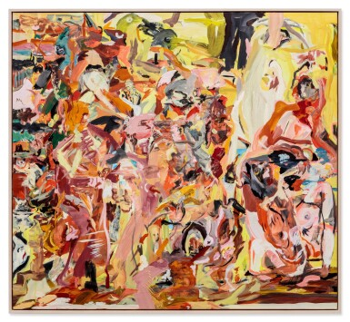 View 2. Thumbnail of Lot 1115. Cecily Brown 塞西麗・布朗 | Unfurl the Flag 展開旗幟.