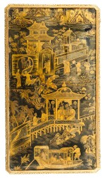 AN ITALIAN CARVED GILWOOD CENTER TABLE LATE 19TH CENTURY