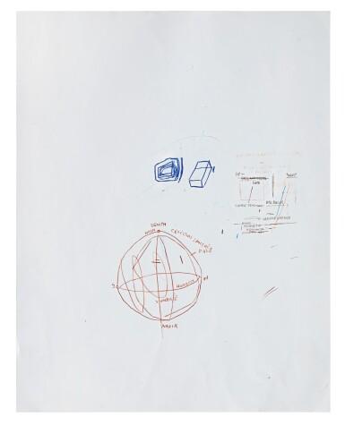 View 1. Thumbnail of Lot 55. JEAN-MICHEL BASQUIAT | ZENITH.