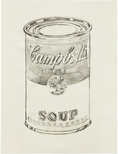 View 1. Thumbnail of Lot 222. ANDY WARHOL | CAMPBELL'S SOUP CAN.