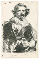 SIR ANTHONY VAN DYCK | LUCAS VORSTERMAN (HOLLSTEIN, MAUQUOY-HENDRICKX 14; NEW HOLLSTEIN 12)