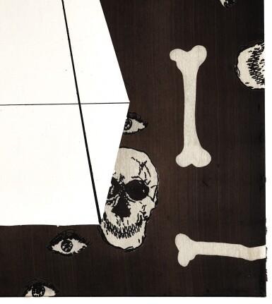 View 2. Thumbnail of Lot 63. SIGMAR POLKE | WEISSER OBELISK (WHITE OBELISK).