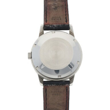 View 4. Thumbnail of Lot 174. INGENIEUR STAINLESS STEEL ANTI-MAGNETIC WRISTWATCH WITH DATE CIRCA 1963.