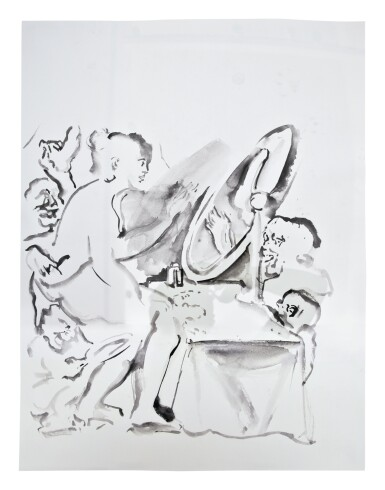View 1. Thumbnail of Lot 484. CECILY BROWN | UNTITLED.