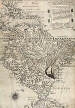 Forlani. La descrittione di tutto il Peru. [Venice, c.1562]