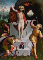 JUAN CORREA DE VIVAR | The Resurrection of Christ