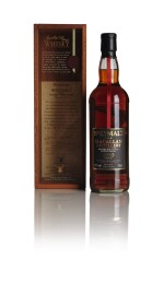 THE MACALLAN SPEYMALT  GORDON & MACPHAIL 43.0 ABV 1950