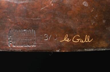 View 5. Thumbnail of Lot 20. Skili side table, 2013.