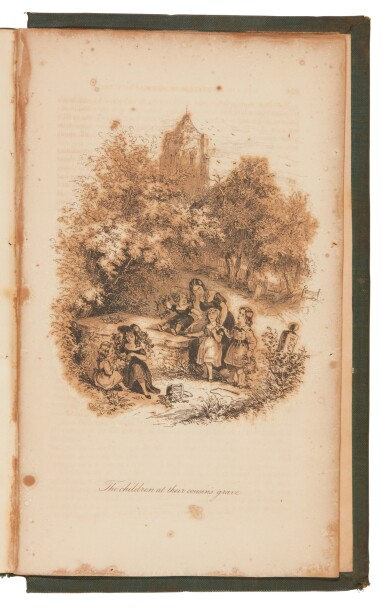 Dickens, Nicholas Nickleby, 1839, first edition in book form