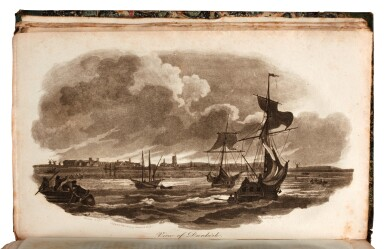 View 2. Thumbnail of Lot 338. The Naval Chronicle. 1799-1818. 40 volumes.