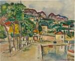 The Harbour, Villefranche